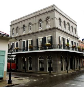 "Madame Delphine LaLaurie ""La sanguinaria de Nueva Orleans"""