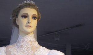 """La novia Maniquí """"La Pascualita"""" 2"""