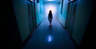 Los niños fantasmas en el hospital metropolitano Leyenda 10