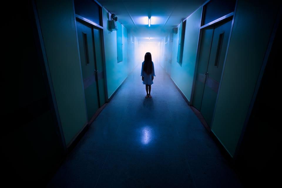 Los niños fantasmas en el hospital metropolitano Leyenda 1