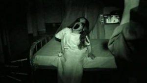 Los niños fantasmas en el hospital metropolitano Leyenda 3