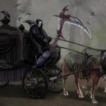 Leyenda de la Carreta de la Muerte 5
