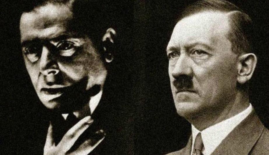 """Erik Jan Hanussen """"El vidente de Hitler"""" 1"""