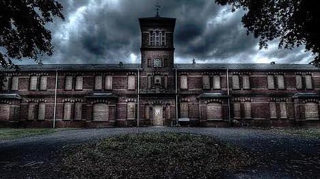 Hospital embrujado de Morelia 121