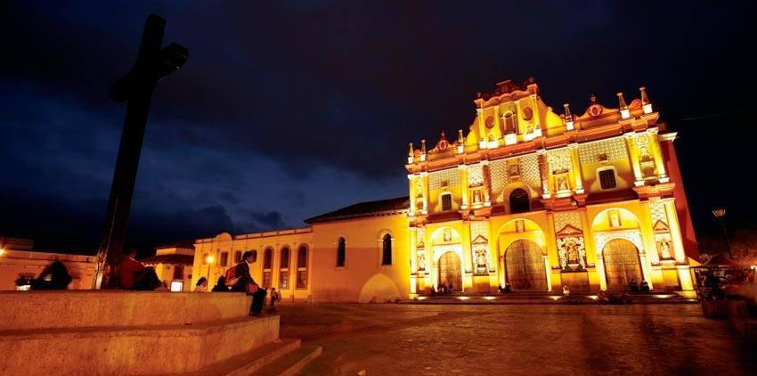 Leyenda de El panteón de San Cristóbal de las Casas 71