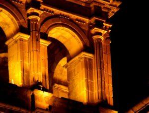 La leyenda de la catedral de Durango 3