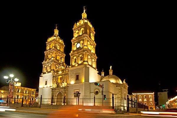 La leyenda de la catedral de Durango 86