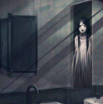 """Leyenda de """"El fantasma del baño"""" 141"""