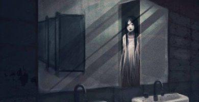 """Leyenda de """"El fantasma del baño"""" 14"""