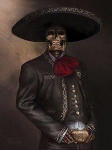 La Leyenda del Charro Negro (Historia) 2