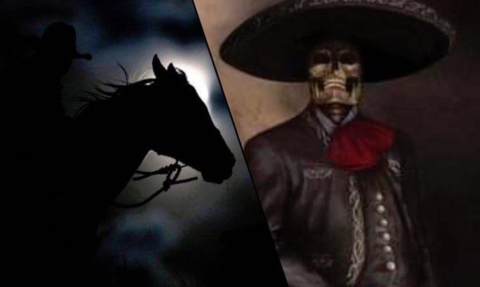 La Leyenda del Charro Negro (Historia) 423