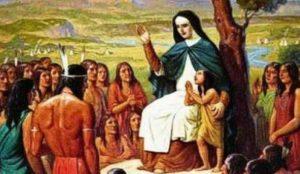 """María de Jesús de Ágreda """"La monja viajera"""" 4"""