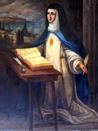 """María de Jesús de Ágreda """"La monja viajera"""" 3"""