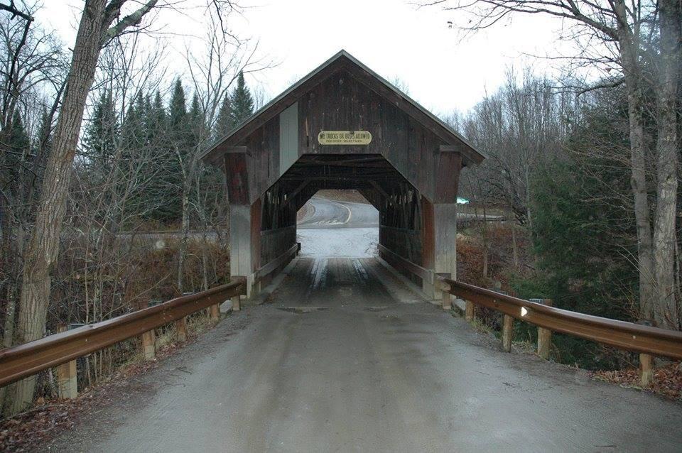 La novia en el puente 1