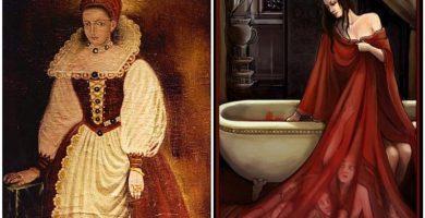"""Elizabeth Báthory """"La condesa Sangrienta"""" 362"""