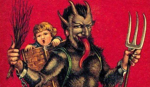 """Krampus """"El demonio de la Navidad"""" 1"""