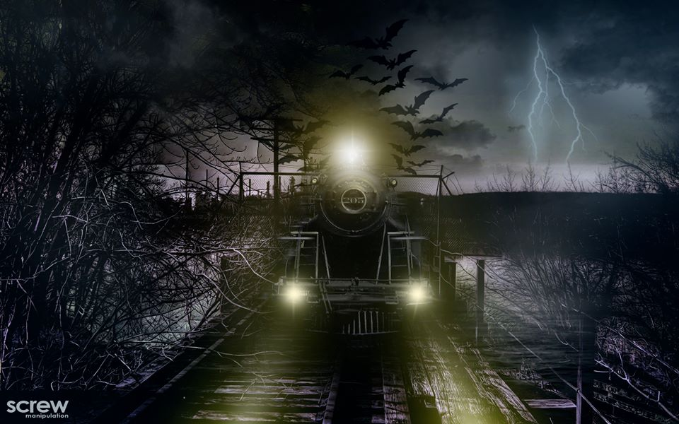 El tren fantasma 1