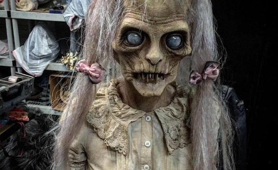 La casa del terror embrujada 11
