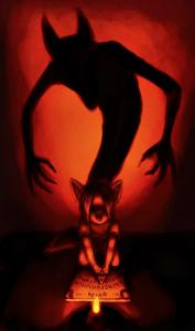 """Zozo """"El demonio del Juego de la Ouija"""" 4"""