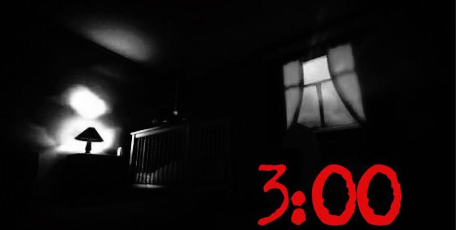 """Las 3 a.m. """"La Hora del Demonio"""" 63"""