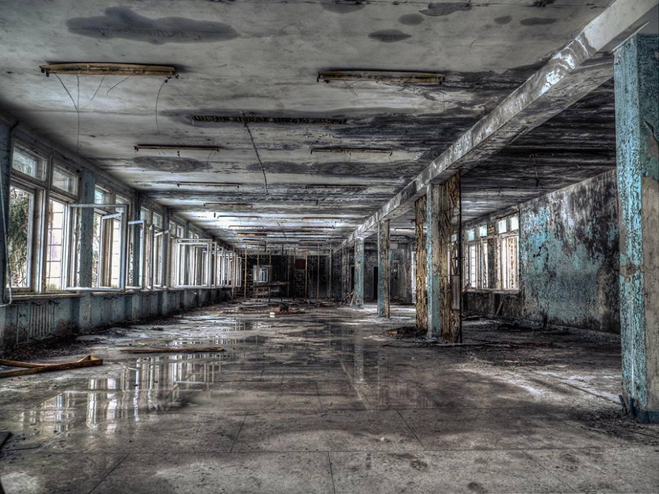 Los misterios de Chernobyl 1