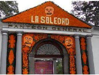 """El panteón embrujado """"La Soledad"""" 89"""