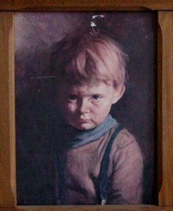 Los cuadros malditos de los niños llorones 7
