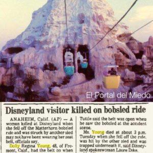Las 10 leyendas más terroríficas de Disneyland 4