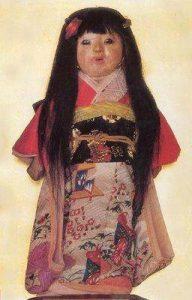 """Okiku """"La muñeca viviente"""" 3"""