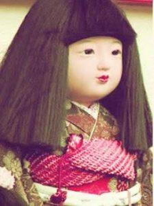"""Okiku """"La muñeca viviente"""" 2"""