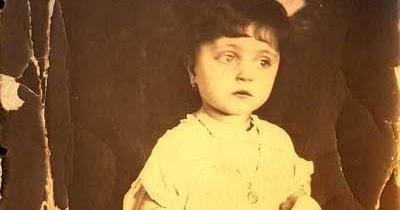 """Violette """"La niña Zombi"""" 1"""