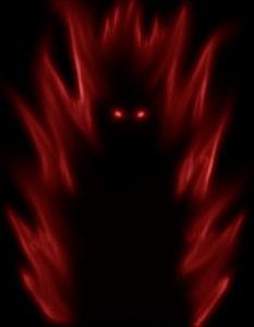 """El resplandor sobrenatural """"El aura"""" 4"""