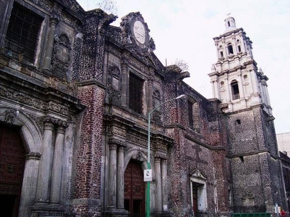 El Antiguo Convento de la Concepción 1