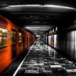 Los fantasmas del metro 8
