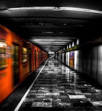 Los fantasmas del metro 329