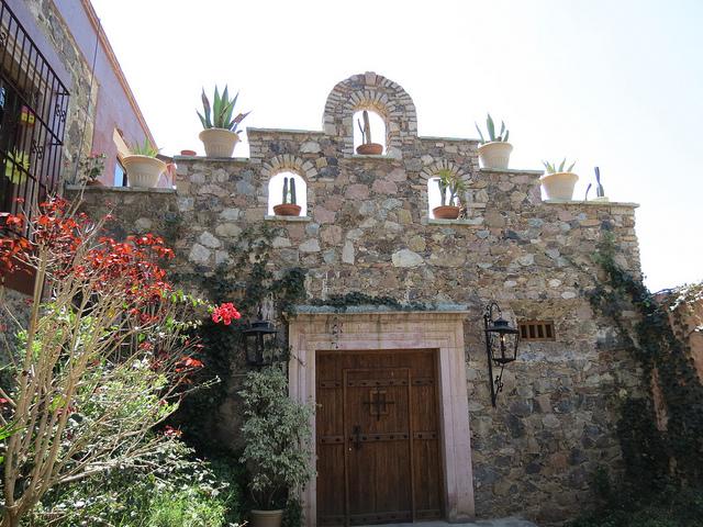 La Casa de Los Lamentos Guanajuato - Leyenda 1