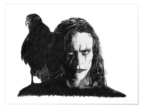 """La maldición de """"El Cuervo"""" 1"""