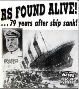 Los misterios del Titanic 5