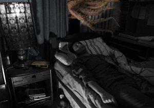Que significa soñar que se te sube el muerto [Parálisis de sueño] 7
