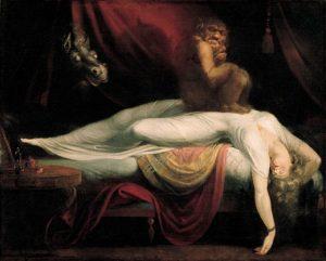 Que significa soñar que se te sube el muerto [Parálisis de sueño] 10
