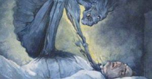 Que significa soñar que se te sube el muerto [Parálisis de sueño] 15