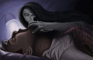 Que significa soñar que se te sube el muerto [Parálisis de sueño] 5