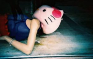 """El asesino """"Hello Kitty"""" 9"""