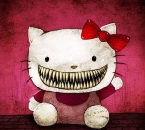 """El asesino """"Hello Kitty"""" 10"""