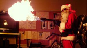 Un asesino vestido de Santa Claus 5