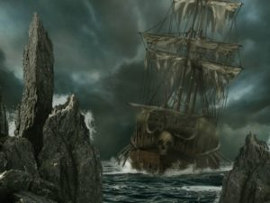 Barcos fantasmas, casos inexplicables 4