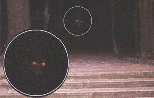 15 Fotografías donde fueron capturados demonios 5