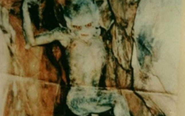 15 Fotografías donde fueron capturados demonios 1
