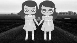 """Leyenda de las Gemelas Pollock """"el Caso de Reencarnación de las Hermanas"""" 4"""