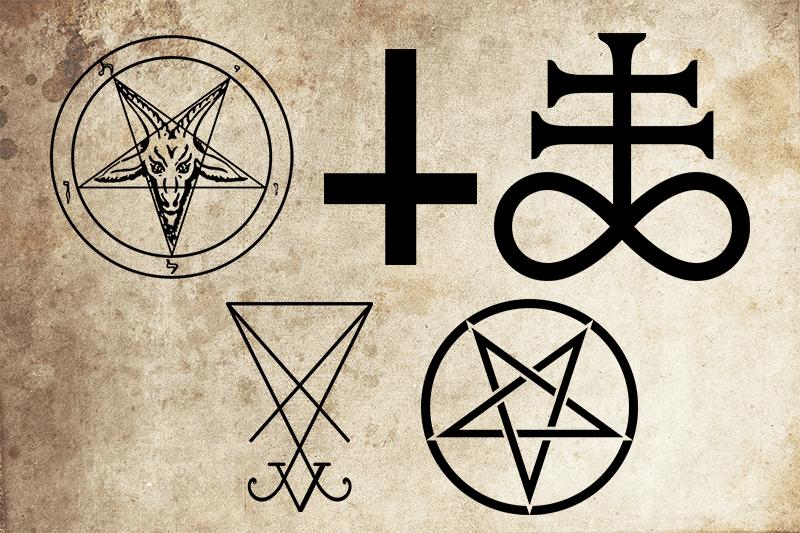 Símbolos Satánicos y Su Significado 1